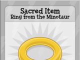 Ring from the Minotaur