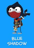 -8 Blue Shadow
