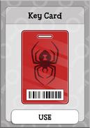 Key Card Counterfeit