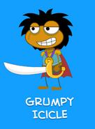 -1 Grumpy Icicle