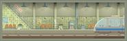 Super Power Island Subway Station