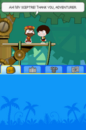 Poptropica Adventures real king