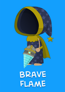-3 Brave Flame