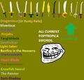 All Poptropica Swords.png