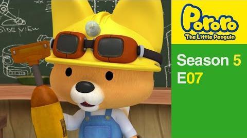 Pororo S5 07 We Need You, Eddy