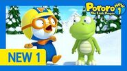 We Are Friends How do Pororo and Crong become friends? Pororo HD Pororo NEW 1