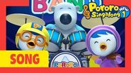 Pororo songs Ding Dong Ding Pororo Sing Along Show (Full HD) EP9 Nursery Rhymes for Kids