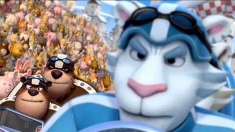 The Little Penguin Pororo's Racing Adventure - Trailer - 2013 - Animated Kids Movie