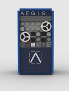 Aeigis Memory Back