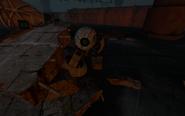 Rocket turret Sp a3 junkyard