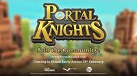 Official Portal Knights Announcement Trailer