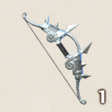 Hyperion, the Titanium Longbow Icon.png