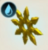 Gold Throwing Stars Icon.png