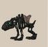 Black skeleton hound mount.png