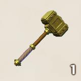 Golden Battlehammer Icon.png