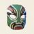 Green Chinese Opera Mask Icon.png