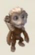 Grey Brown Monkey Icon.png