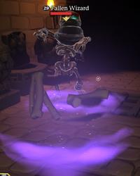 Bones attack