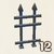 Tall Metal Fence (Thin) Icon.png