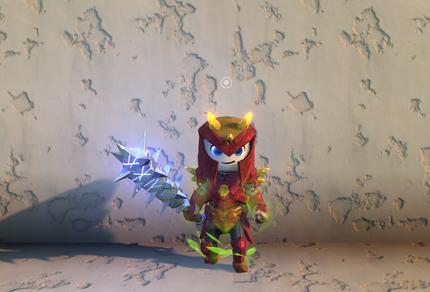 Titanium Bonegrinder in game.png