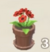 Large Red Potted Flower 2 Icon.png