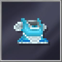 Blue Maid Dress