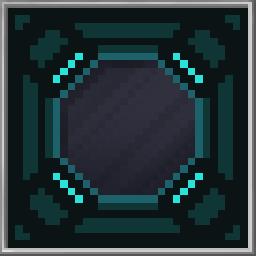 Dark Nanotech Window