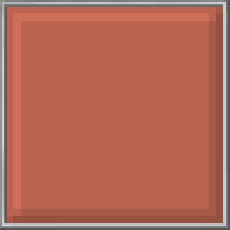 Pixel Block - Chestnut Rose