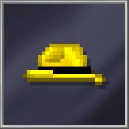 Yellow Fedora