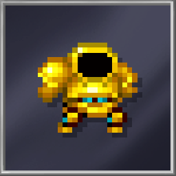 Yellow PWR Armor