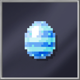 Blue Royal Egg