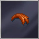 Fringe Spiky Brown