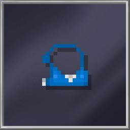 Blue Sport Top