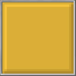 Pixel Block - Saffron