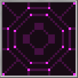 Purple Nanotech Wall 4