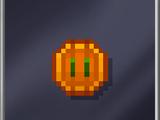 Pumpkin Warrior Shield