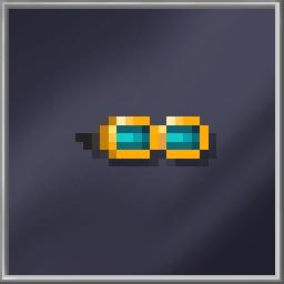 Deep Dweller Glasses