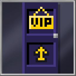 Level VIP Door