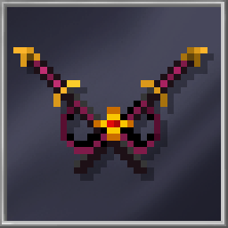 Quickdraw Blades of Nether