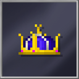 Candy King Crown