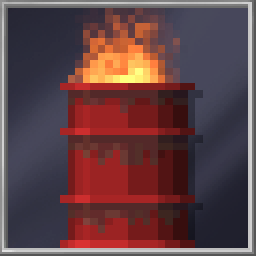 Fire Barrel