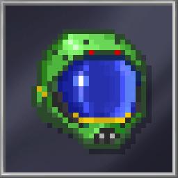 Green PWR Helmet
