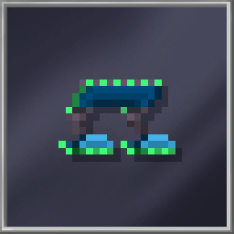 Cybernetic Legs