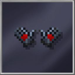 Red Ninja Gloves