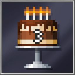 Anniversary Cake 3yo