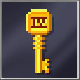 Golden Mine Key (LVL 4)
