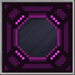 Purple Nanotech Window