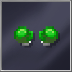Green Boxing Gloves