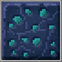 Alien Rock Block
