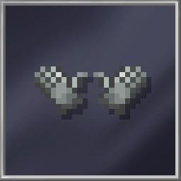 Grey Alien Gloves